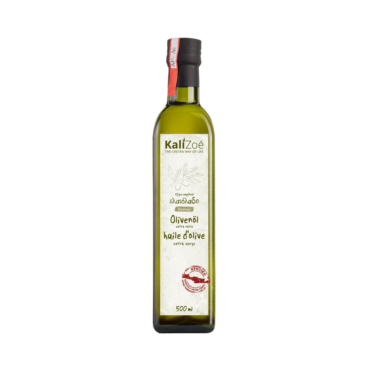 Olivenöl extra nativ – klassisch – 500ml