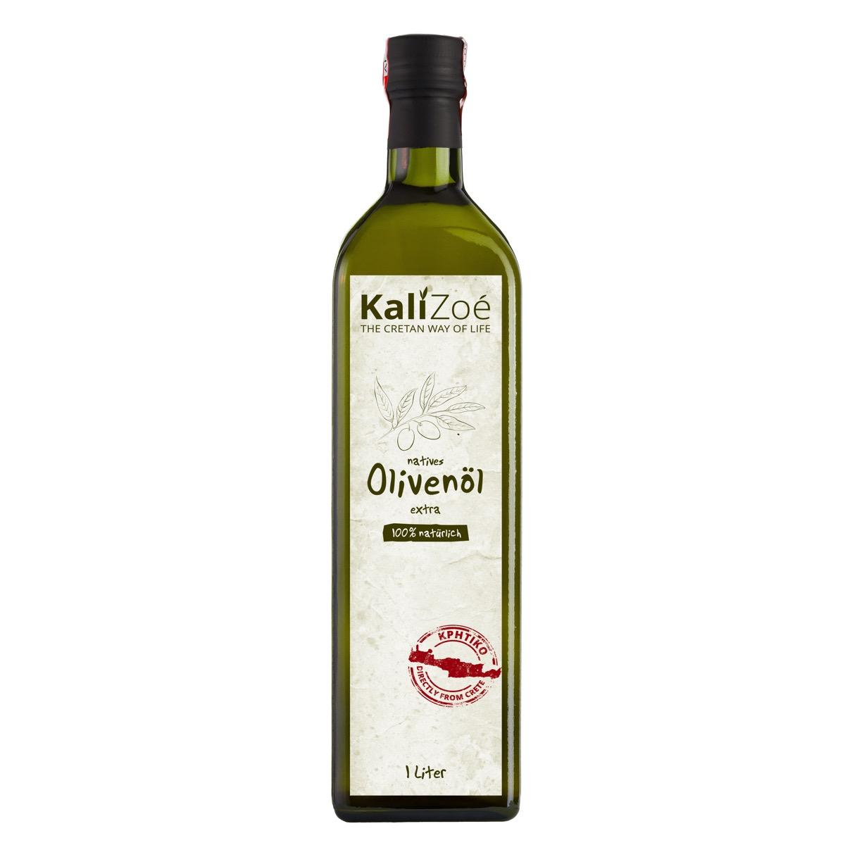 500ml – Olivenöl extra nativ