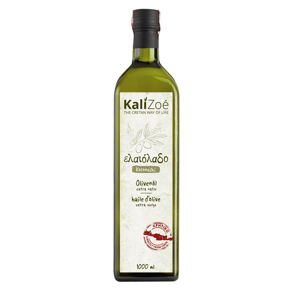 Olivenöl extra nativ – klassisch -1L